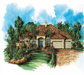 House Plan #133-1038