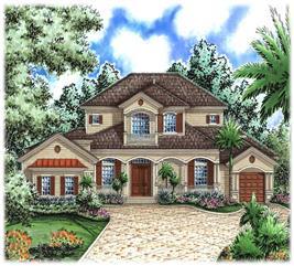 House Plan #133-1042