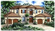View house Plan#133-1044