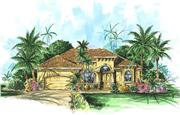 View house Plan#133-1051