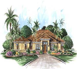 House Plan #133-1054