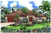 View house Plan#133-1085