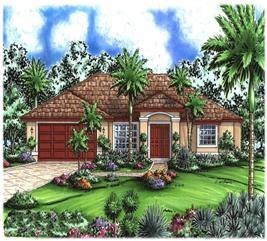 House Plan #133-1085
