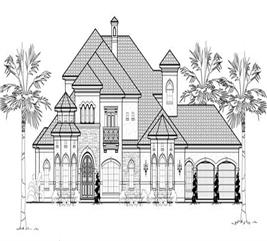 House Plan #134-1010