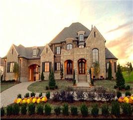 House Plan #134-1027