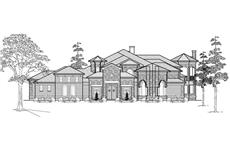 Main image for house plan # 19039