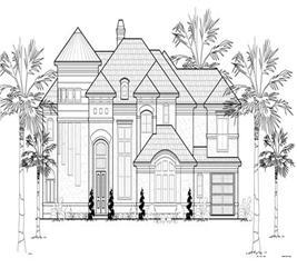 House Plan #134-1042