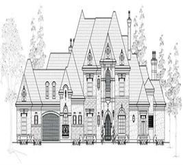 House Plan #134-1094