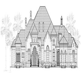 House Plan #134-1105