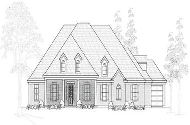 House Plans Designed By Guy M Land Designer And Between