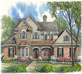 House Plan #134-1114