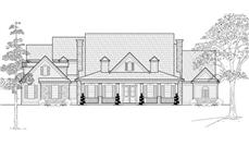 Main image for house plan # 19157