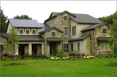 Beautiful image of house plan # 134-1133