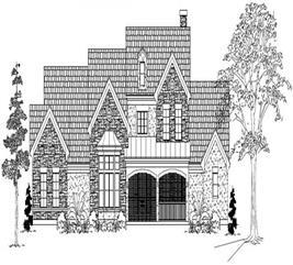 House Plan #134-1144