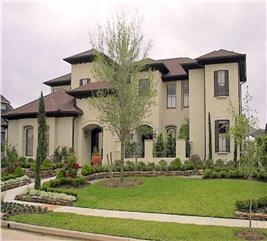 House Plan #134-1181
