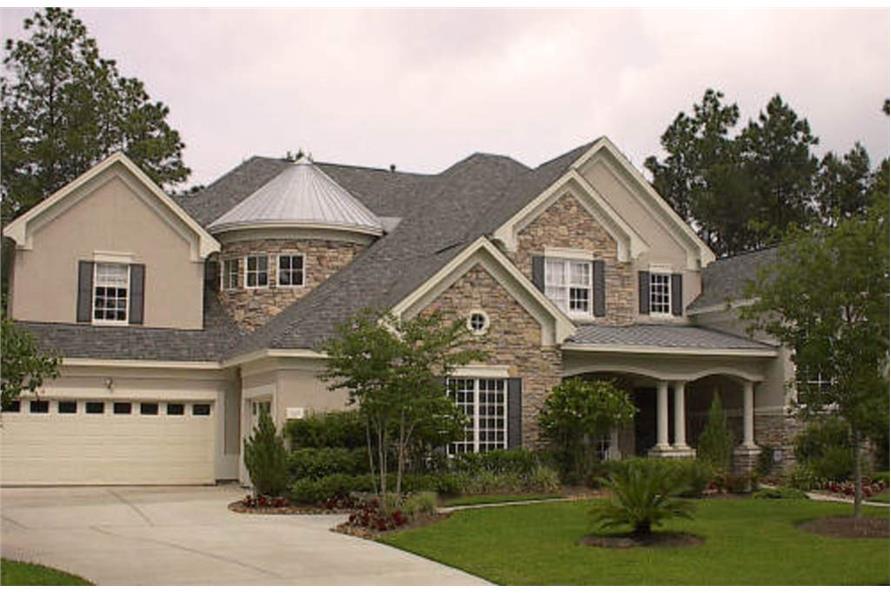 134-1183: Home Exterior Photograph