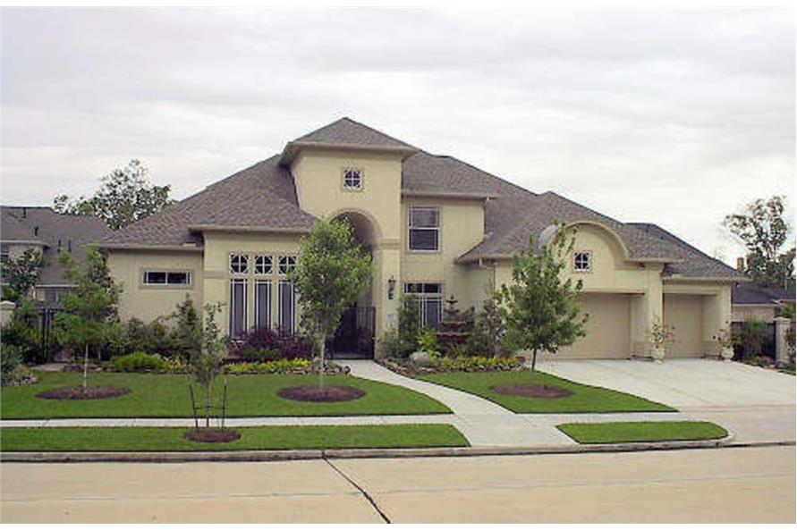 Home Interior Photograph of this 4-Bedroom,4056 Sq Ft Plan -4056