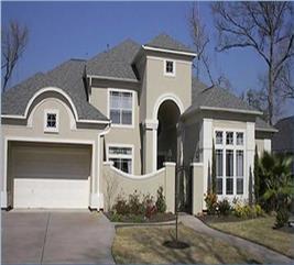 House Plan #134-1194
