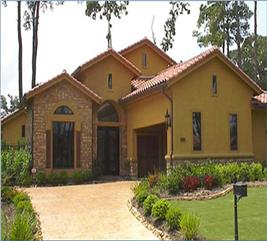 House Plan #134-1210
