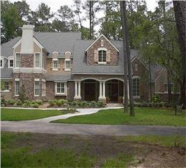 House Plan #134-1218