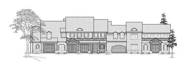 Main image for house plan # 8758