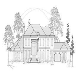 House Plan #134-1282