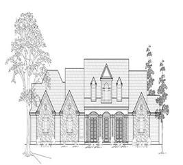 House Plan #134-1288