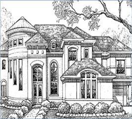 House Plan #134-1317