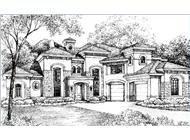 Main image for house plan # 8743