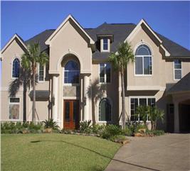 House Plan #134-1335
