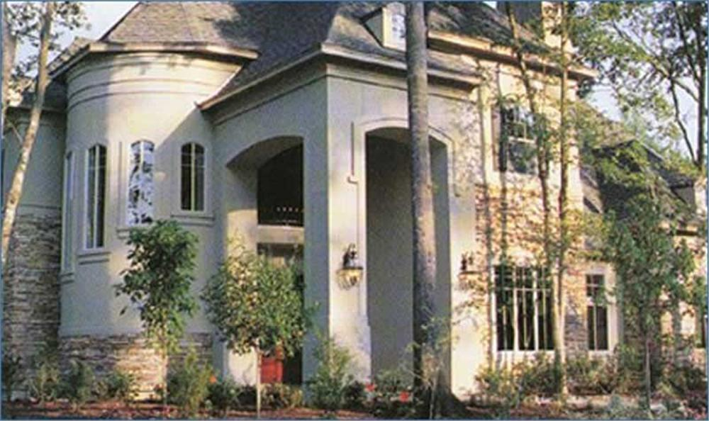 Beautiful image of house plan # 134-1336