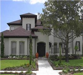 House Plan #134-1339