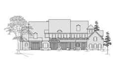 Main image for house plan # 8735