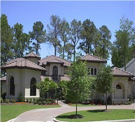 House Plan #134-1373