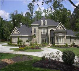 House Plan #134-1374