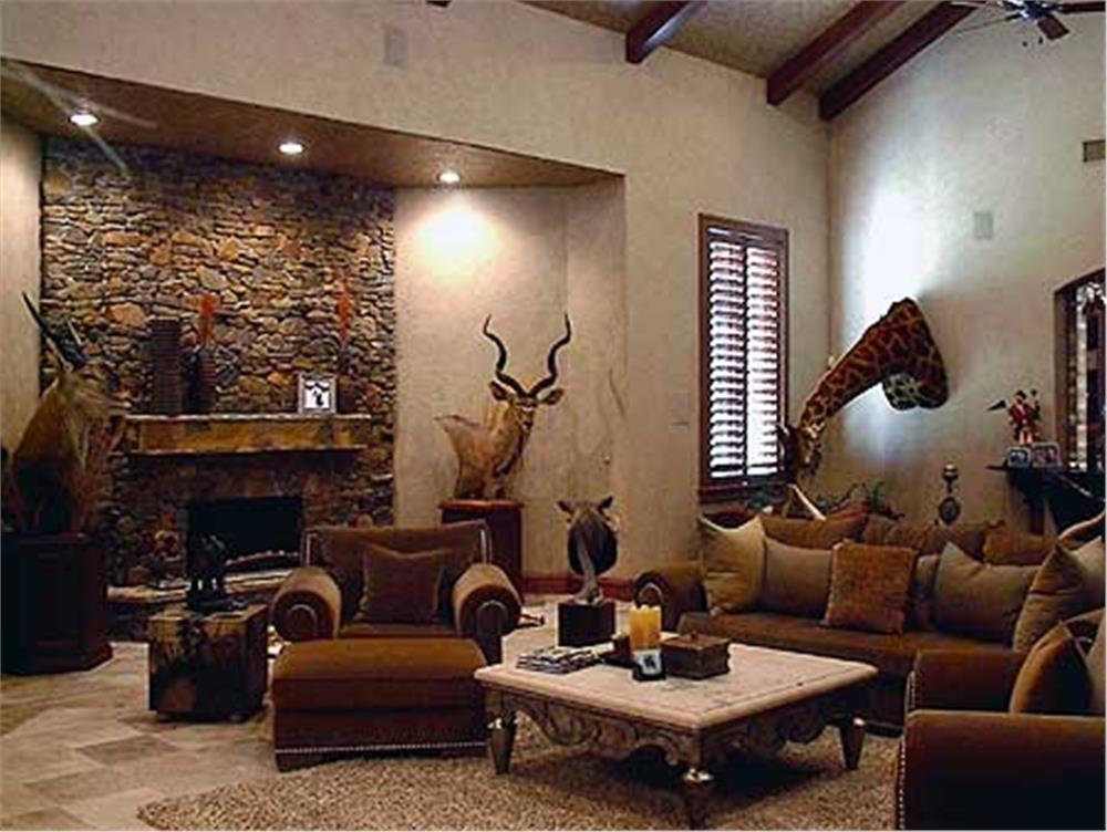 134-1382: Home Interior Photograph-Living Room