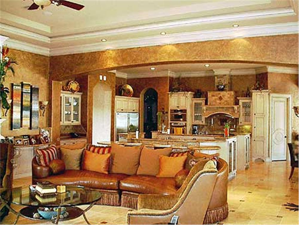134-1382: Home Interior Photograph-Great Room