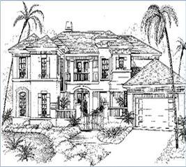 House Plan #134-1386
