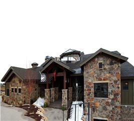 House Plan #135-1015
