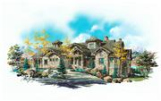 View house Plan#135-1015