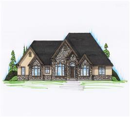 House Plan #135-1017