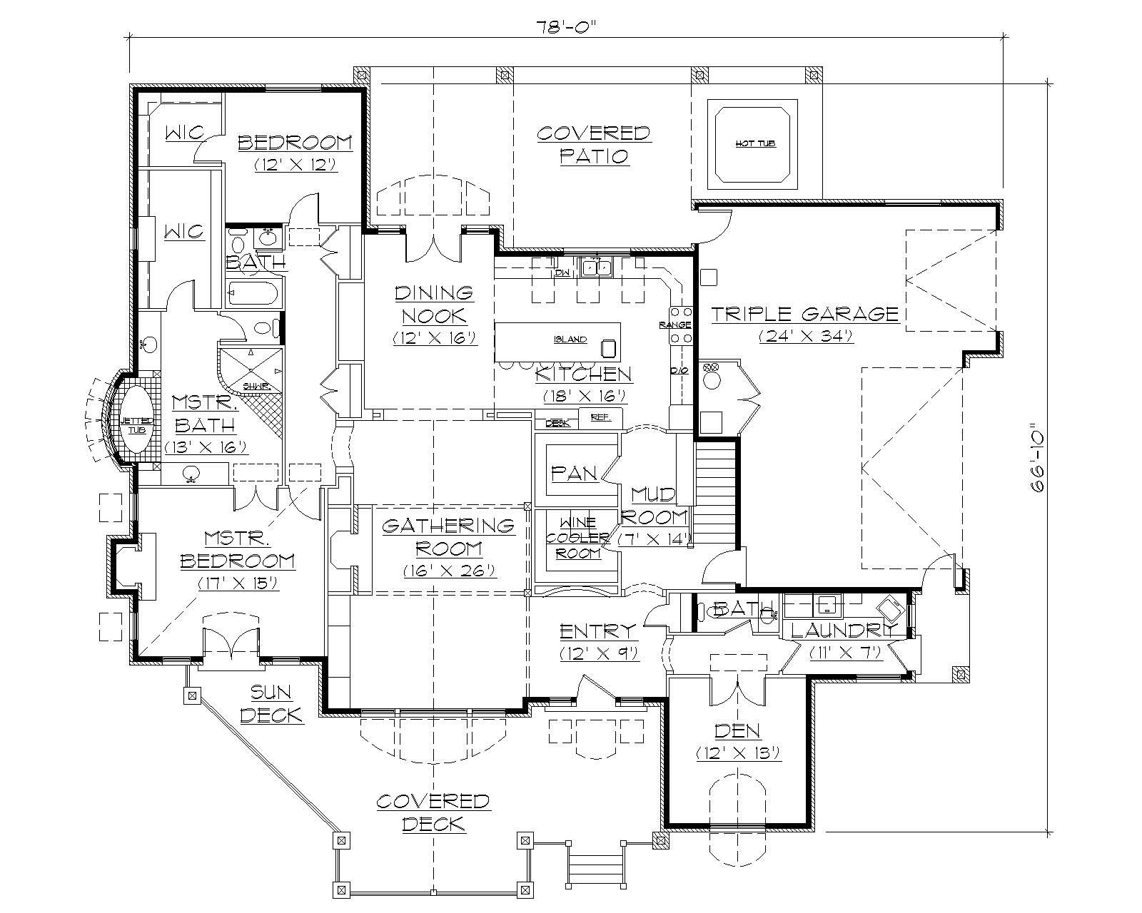 Country Craftsman House Plans Home Design Vh Ts3592
