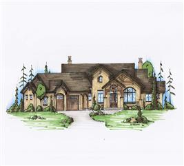 House Plan #135-1029