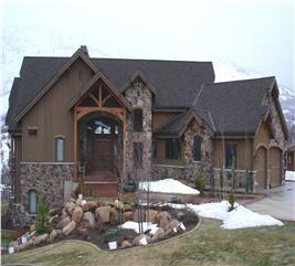 House Plan #135-1049