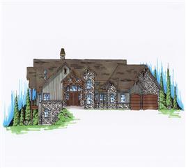 House Plan #135-1055