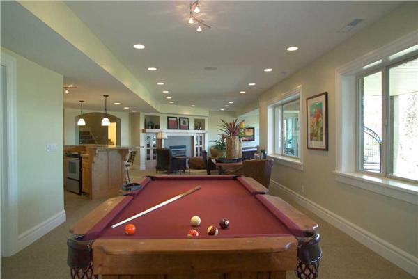Basement Recreation Room (Full)