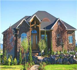 House Plan #135-1060