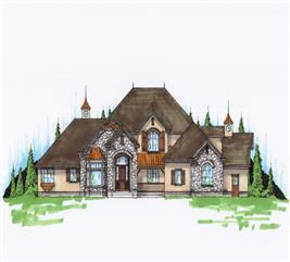 House Plan #135-1061