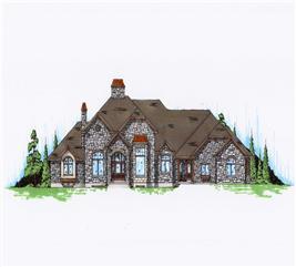 House Plan #135-1064