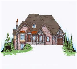 House Plan #135-1068